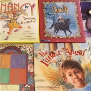 Other - SALE 7 children's books!! 5 hardcover, 2 paperback